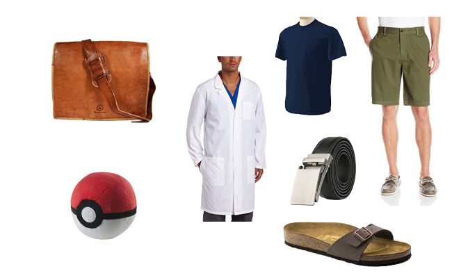 Professor Birch is the stoutly Pokémon professor for the Hoenn Region. He is more outgoing than the other professors and often takes his research with him outdoors, hence those really cool sandals. Birch's research specialisation is Pokémon behaviour in the wild.