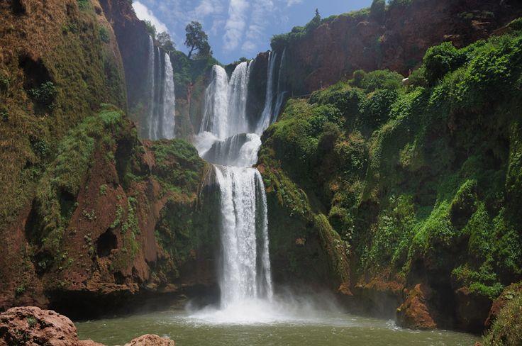 Cascades d'Ouzoud | Morocco | 2015 | http://www.honza-libor.cz/maroko-2015/