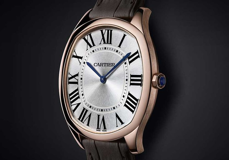 CARTIER – DRIVE EXTRA-PLATE