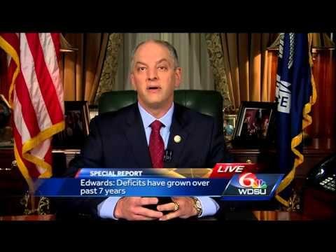 LOUISIANA ACCENT. BATON ROUGE ACCENT. Louisiana Governor John Bel Edwards is from Baton Rouge, Louisiana.