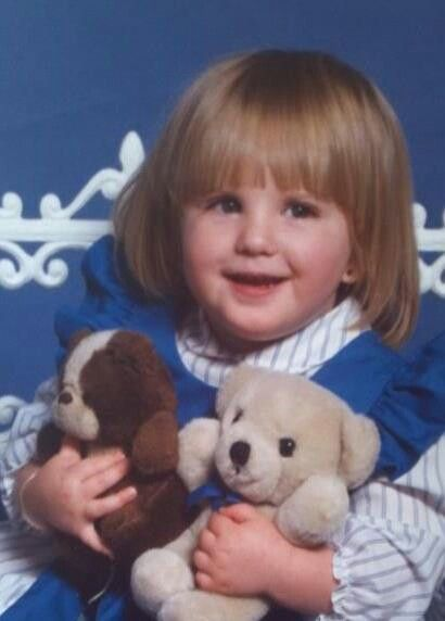 Is it possible this adorable child is 25 today .