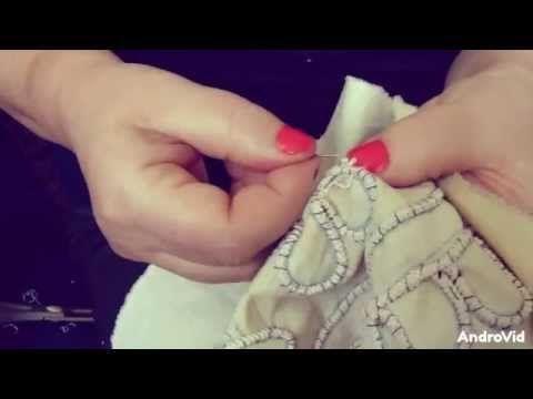 Predivna kolekcija poentlesa-Beautiful colection of crochet(romanian lace) - YouTube