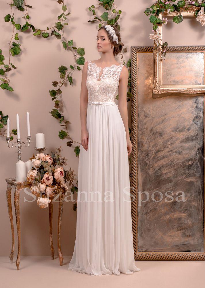 Cora - Nava Bride #navabride #suzanasposa #bridalgowns #bride #weddingdress