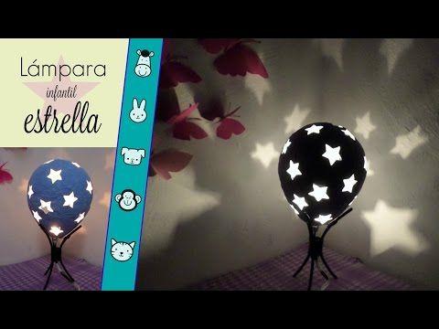 Cómo hacer una lámpara de Nube ☁ | Superholly - YouTube