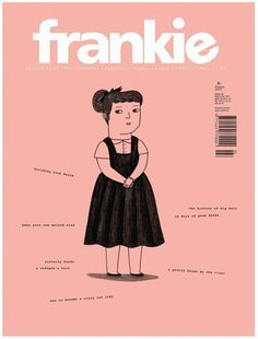 frankie magazine cover - Google Search