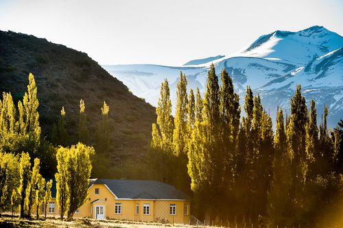 Hostería Alta Vista is a beautiful base from which to explore Argentina's stunning lakes and mountains around El Calafate.