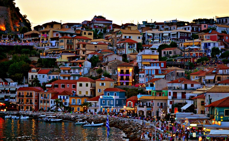 Parga, Mainland Greece