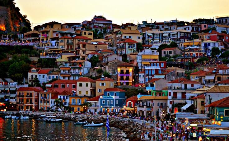 Parga, Mainland Greece