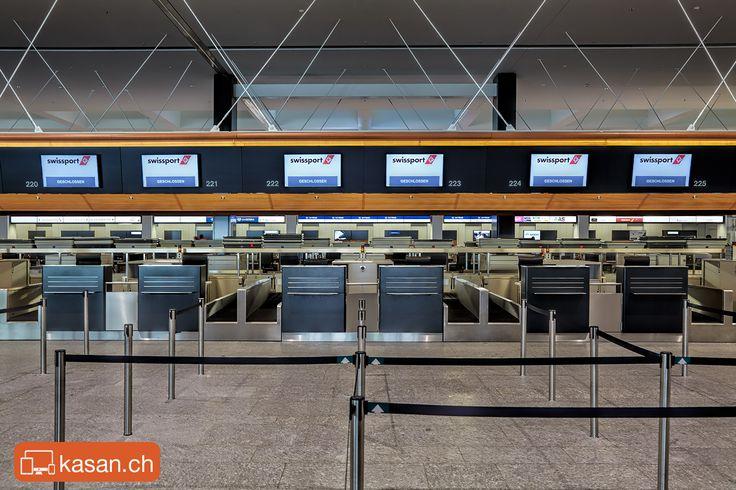 Airport Zurich Switzerland Flughafen Zürich ZRH