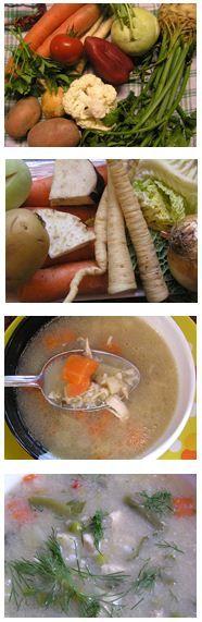 CSORBA levesek Erdélyországból - Így főz anyátok