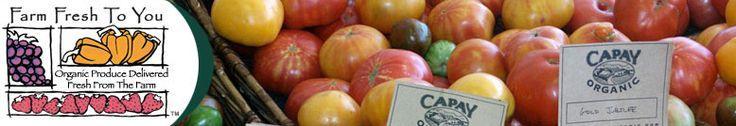 Farm Fresh to You!