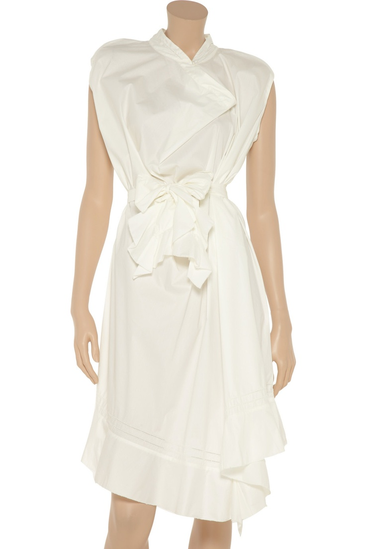 38 best wedding dresses images on pinterest wedding for Zac posen short wedding dress