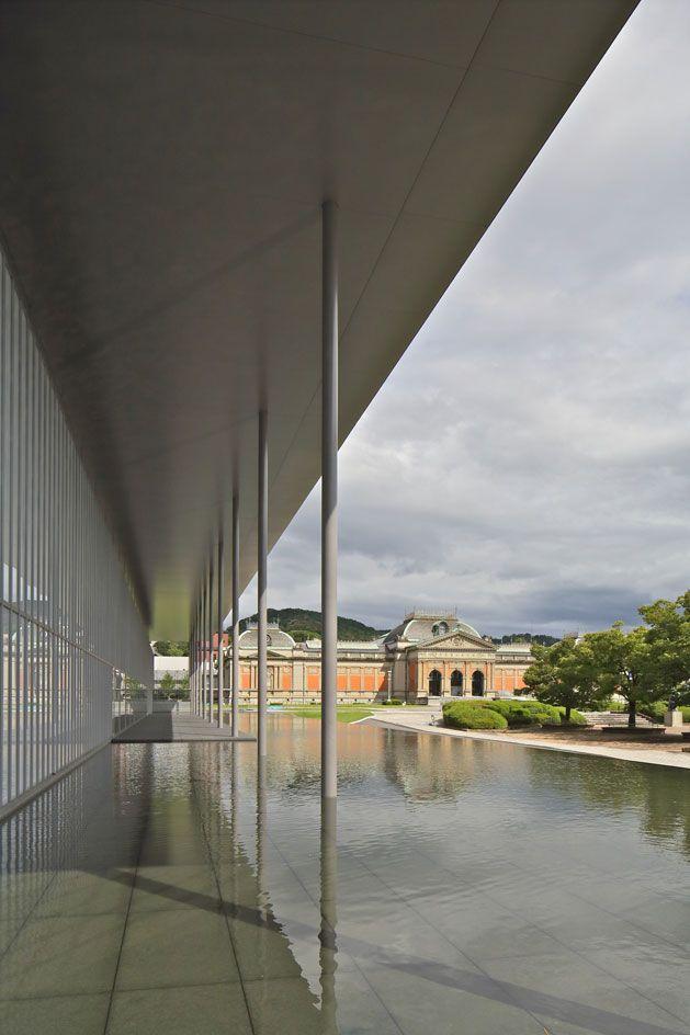 Yoshio Taniguchi's new Heisei Chishinkan wing is a minimalist counterpoint to the Kyoto National Museum | Architecture | Wallpaper* Magazine