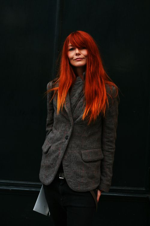 If I don't look like this when I am her age, I don't deserve to get old. Paris « The Sartorialist
