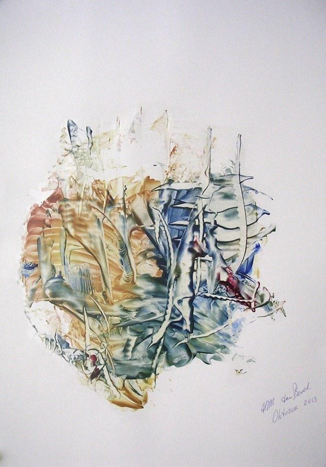 Airboat is een kunstwerk van mij die verkocht is voor  verstandelijke gehandicapten http://www.nederheem.be/