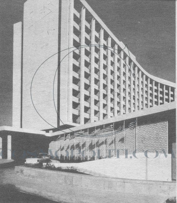 Athens Hilton (1963)