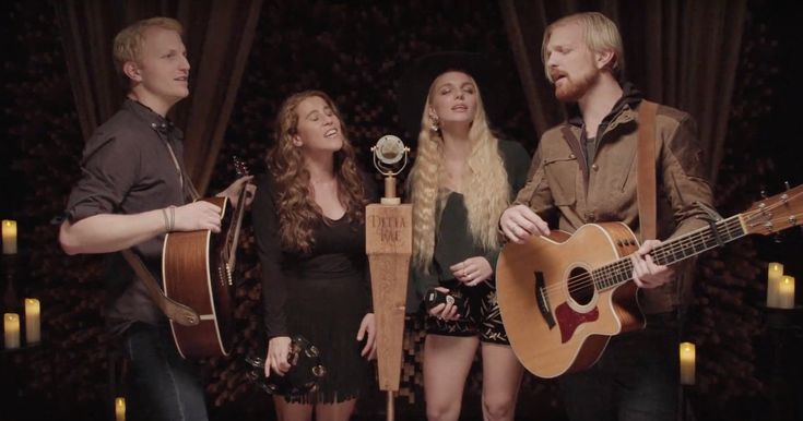 """See Delta Rae's Soaring Cover of Steve Young's 'Seven Bridges Road'  
