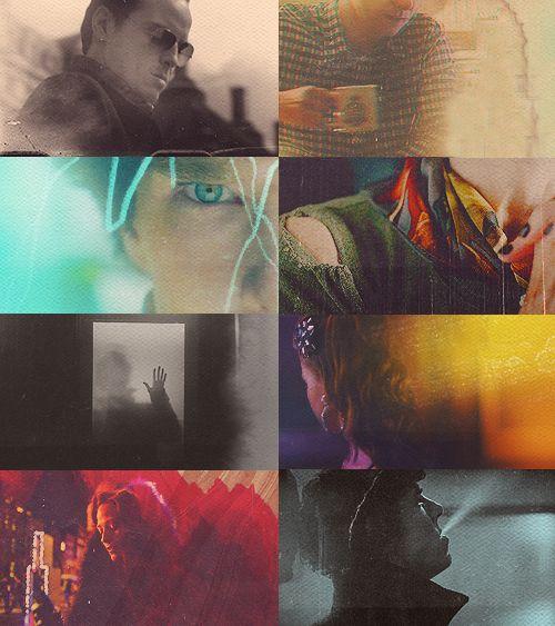 Sherlock montage. #cinematography #colour