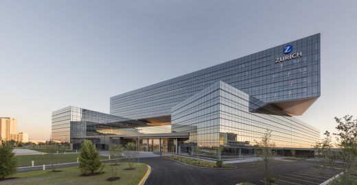 Zurich North America Headquarters in Schaumburg - e-architect