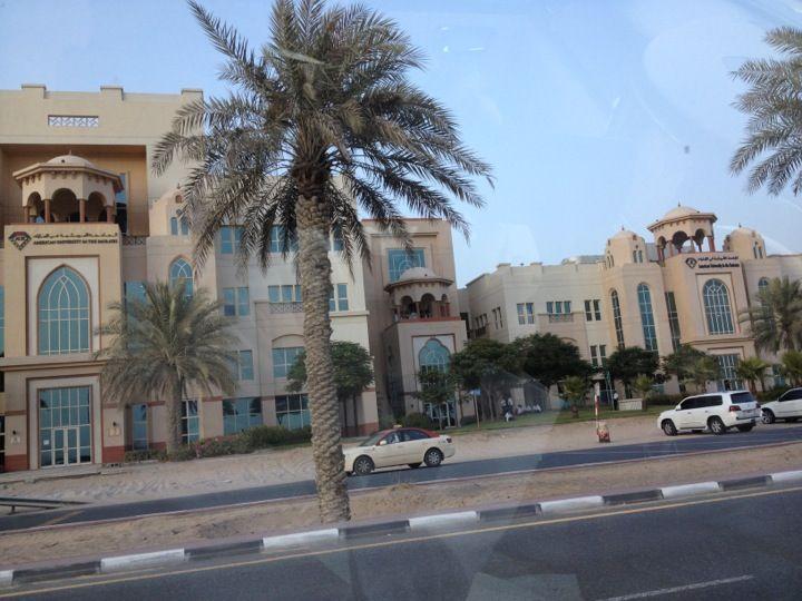 American University in the Emirates (Block10)