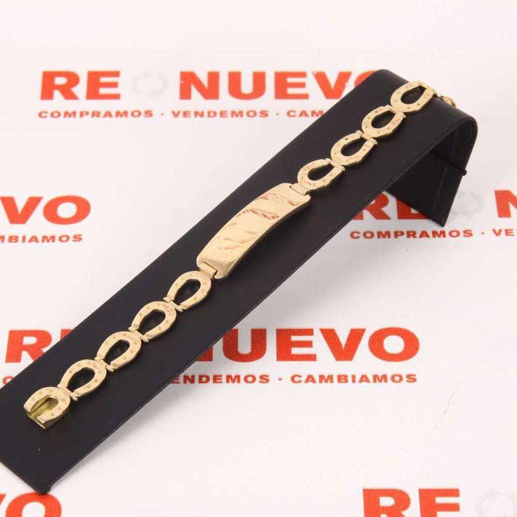 Esclava herraduras, de oro  E265690A # Esclavahombre # de segunda mano # Joyas
