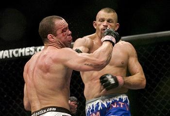 Wanderlei Silva vs Chuck Liddell un des meilleurs combat à vie