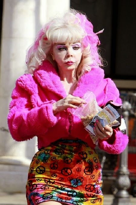 angelyne 80s - photo #36