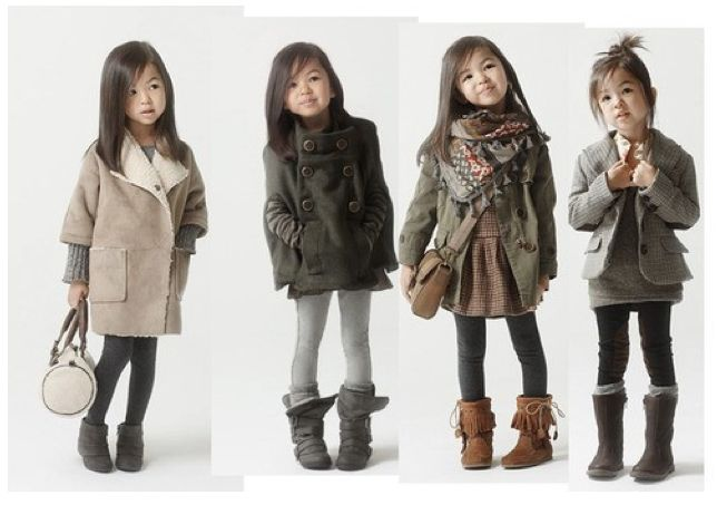 cute stuff :)Fur Coats, Little Girls, Fashion, Future Daughters, Baby Girls, Cute Outfit, Kids Clothing, Girls Style, Girls Outfit