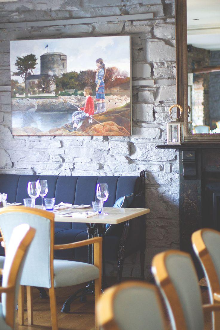 Bulman's Restaurant in Kinsale --  Irland - Tag 3: Im Bulman Pub in Kinsale und auf der Rinderfarm in Old Head - moey's kitchen foodblog