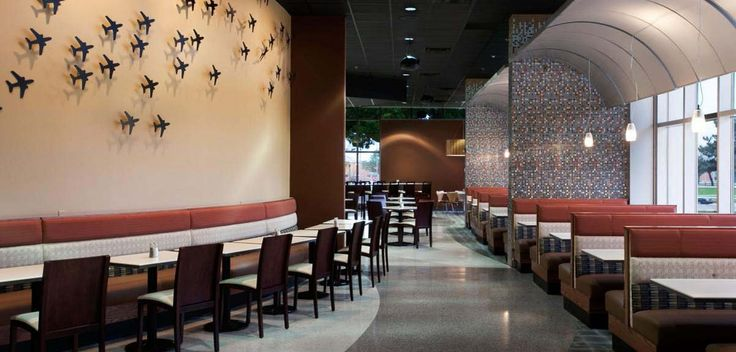 Federal Aviation Administration Cafeteria Renovation | Rees Associates Inc. | Architects