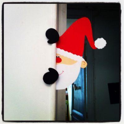 Ideas de último momento para decorar tu hogar para Navidad. Parte 1 - Artículos sobre manualidades en foamy