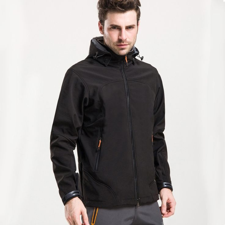 61.99$  Buy now - http://alipa1.worldwells.pw/go.php?t=32717720463 - 2016 Hiking Jacket Softshell Jacket Men Cashmere Coat Leisure Mountaineering Outdoor Clothing Fleece Climbing Free Shipping Hot