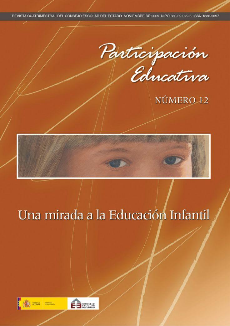 Revista educacion infantil