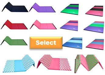 Great selection of tumbling gym mats and sizes at Great prices.