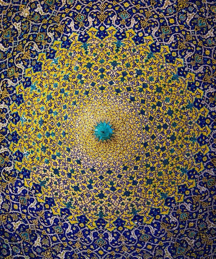 Curves of IRAN - stunning Iranian Architecture.