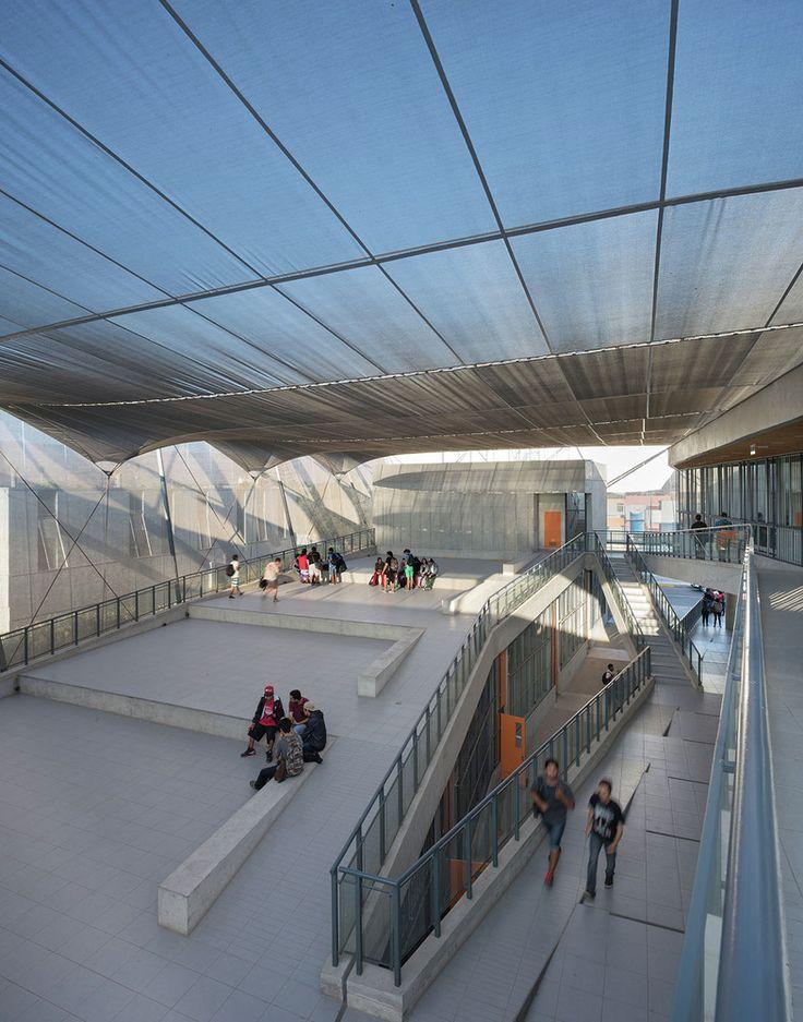 Gallery - Physics Department Building / Marsino Arquitectura - 2