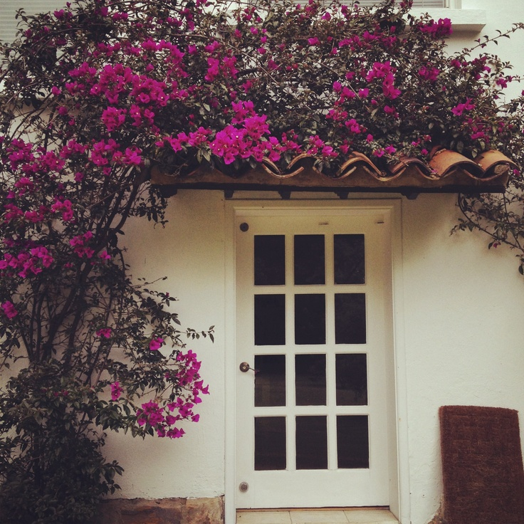 Romantic door