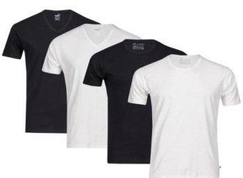 Puma: T-Shirts im Doppelpack für 14,95 Euro frei Haus http://www.discountfan.de/artikel/klamotten_&_schuhe/puma-t-shirts-im-doppelpack-fuer-15-euro-frei-haus.php Via Ebay sind jetzt Puma-T-Shirts im Doppelpack für 14,95 Euro frei Haus zu haben. Zum gleichen Preis sind zwei Boxershorts des gleichen Herstellers im Angebot. Puma: T-Shirts im Doppelpack für 14,95 Euro frei Haus (Bild: Ebaay.de) Das Doppelpack PUma-Shirts für 14,95 Euro frei Haus ist nur für w...