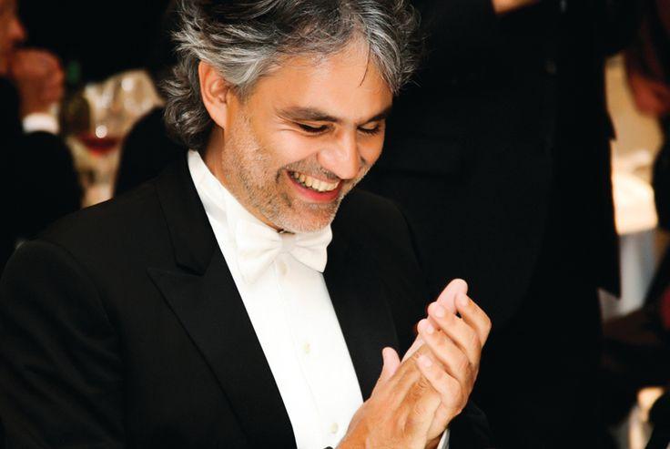 Andrea Bocelli a dit oui !