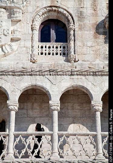 Torre de Belem, Belem Tower or Tower of St Vincent, Unesco World Heritage Site, Belem district