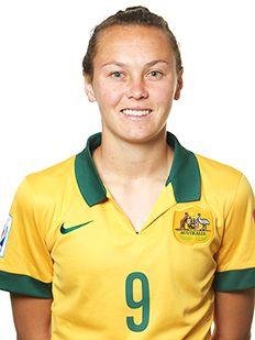FIFA Women's World Cup Canada 2015™ - Players - Caitlin-FOORD - FIFA.com