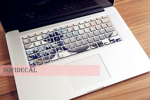 macbook sticker macbook decal macbook skin keyboard decal skin macbook air 11/13 mackbook pro/retina 12/13/15