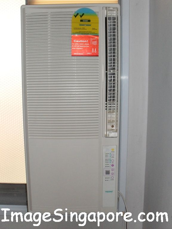 Casement Window Air Conditioner Installation | Tecno Casement ...