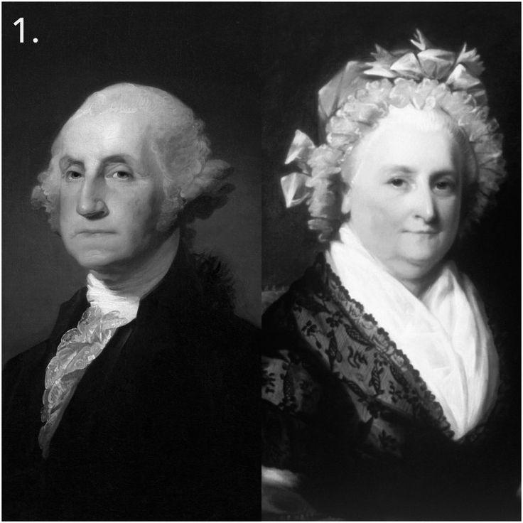 Президенты и Первые леди США