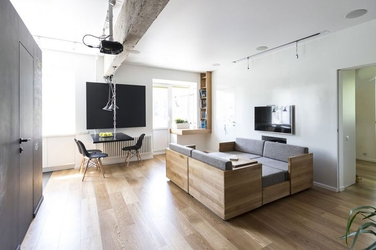 Stylish and Comfortable Interior Design by Ruetemple