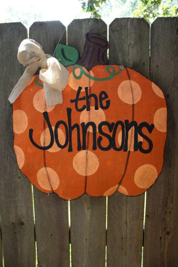 Burlap Door Hangers & 187 best Burlap Door Hanger images on Pinterest | Burlap door ...