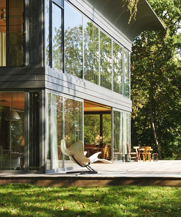 Prefabricated Positive Energy Homes By Philippe Starck And: Philippe Starck's Prefab PATH House Is Completed