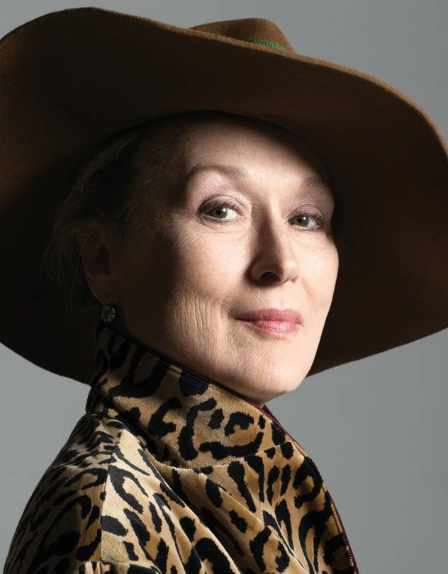 Meryl Streep                                                                                                                                                                                  More