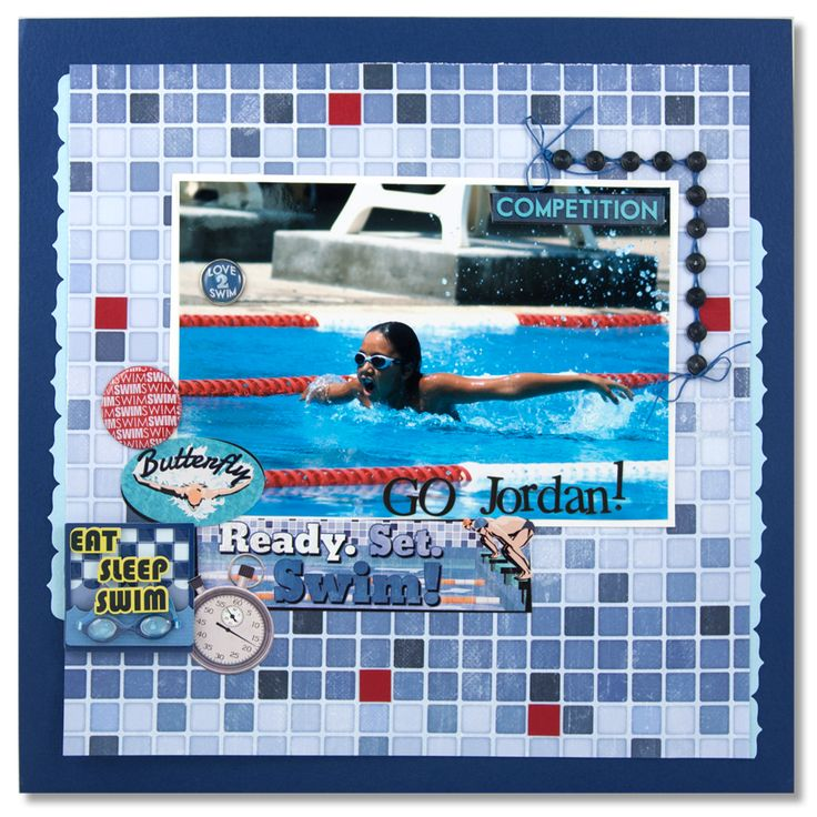 Competition Layout - Scrapbook.com