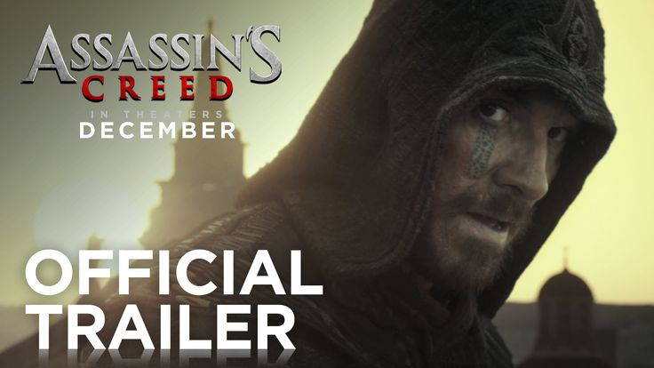 FIRST TRAILER FOR MICHAEL FASSBENDER'S 'ASSASSIN'S CREED' HAS ARRIVED